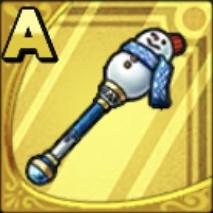 雪だるまの杖